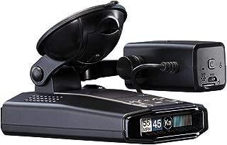 Escort iXc Radar Detector & Escort M1 Dash Camera Bundle, HD Video, Long Range Protection, Space Saving, Fewer False Alerts, All-In-0ne System,