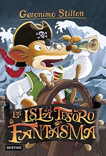 La isla del tesoro fantasma (Geronimo Stilton)