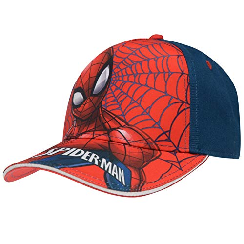 Character Kinder Peak Golf Cap Basecap Kappe Sport Spiderman Kinder