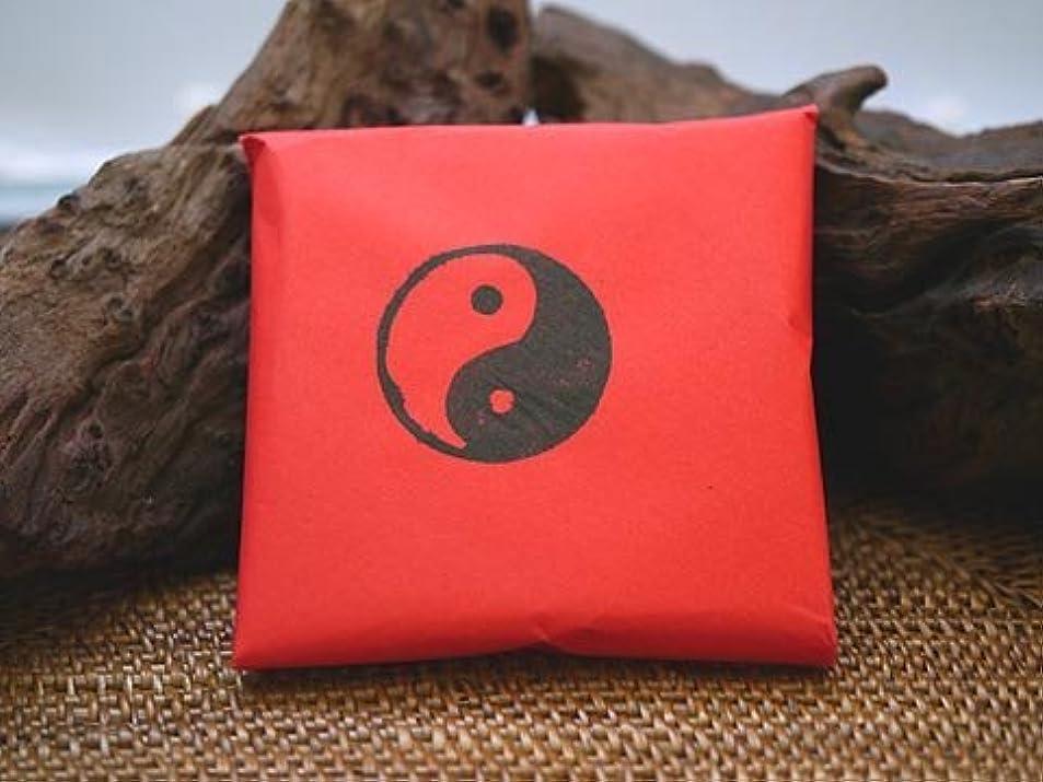 平らなかもしれない祝うVietnam Incense ベトナムのお香【インヤン印 パウダー香 レッドパッケージ】