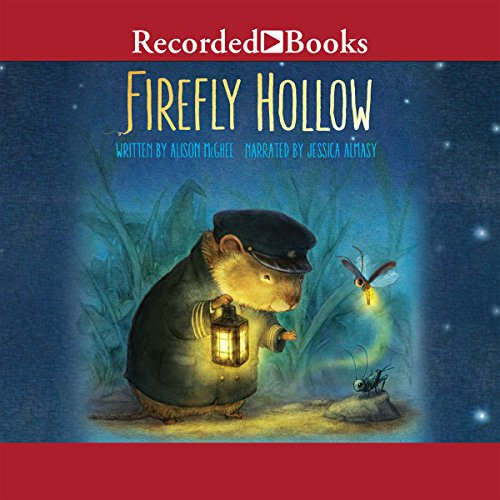 Firefly Hollow audiobook cover art