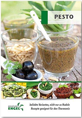 Pesto - Rezepte geeignet für den Thermomix: beliebte Varianten, nicht nur zu Nudeln