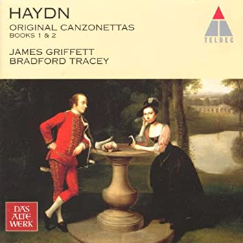 Haydn : English Canzonettas