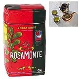 Rosamonte Tea