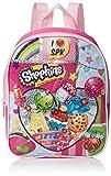 Shopkins Girls' 10 Inch Mini Backpack, Pink, No Size