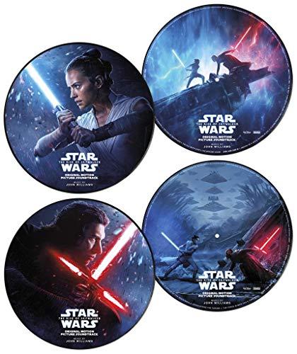 Star Wars: The Rise Of Skywalker (Picture Disc) [Vinyl LP] (Vinyl)
