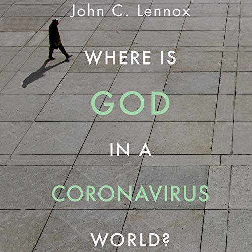 Where Is God in a Coronavirus World? cover art