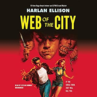 Web of the City audiobook cover art