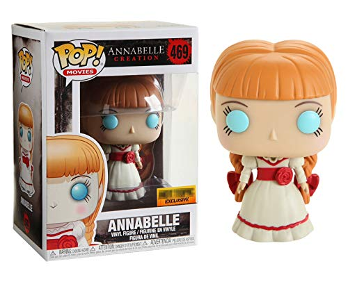Annabelle Funko Pop Movies 469 The Conjuring 40857 Exclusive