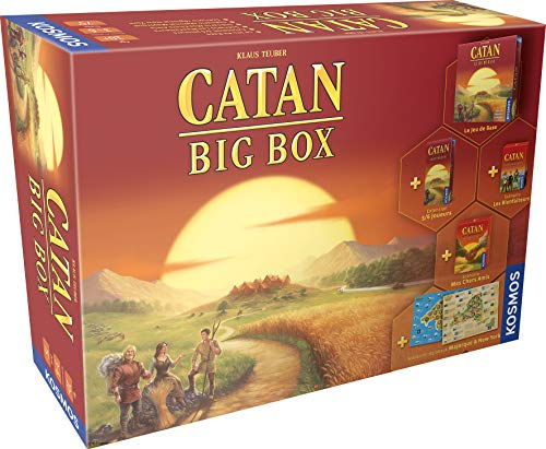Asmodee - Catan: Big Box