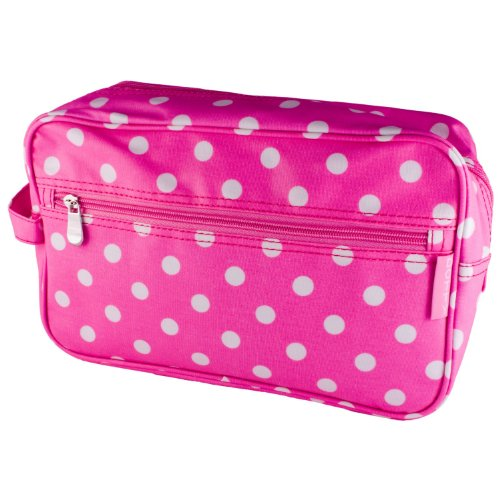 Dotty Trousse Grande Trousse de Toilette-Rose