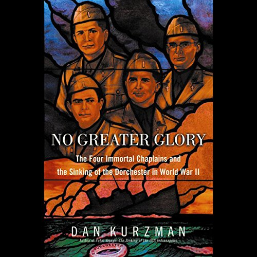No Greater Glory audiobook cover art