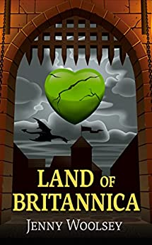 Land of Britannica by [Jenny Woolsey]