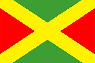 magFlags Large Flag San Andres y sauces | San Andrés y Sauces, Spain | Landscape Flag | 1.35m² | 14.5sqft | 90x150cm | 3x5ft - 100% Made in Germany - Long Lasting Outdoor Flag