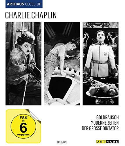 Charlie Chaplin - Arthaus Close-Up [Blu-ray]
