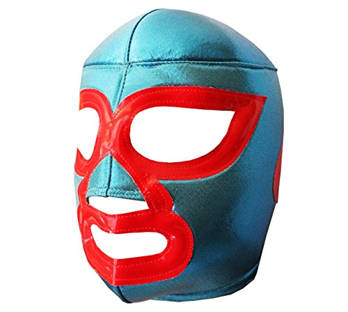 Nacho Libre Lucha Libre Wrestling Mask (PRO – Fit) Costume Wear by Make It Count