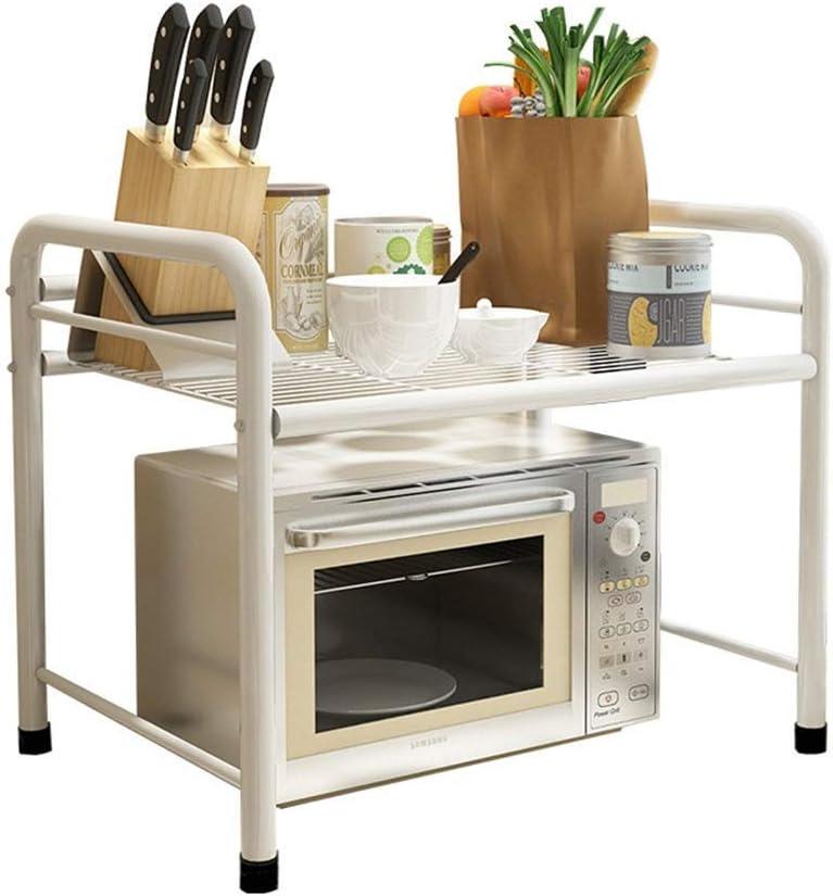L-WSWS Ranking TOP1 Storage Shelf Popular brand in the world Microwave Oven Rack Stand 2-Shelf