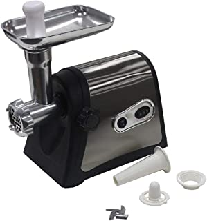 OPENROAD Electric Meat Grinder Mincer,900W Max Food Processor Machine With Cutting Blade & Plates,Sausage & Kibbe Attachment