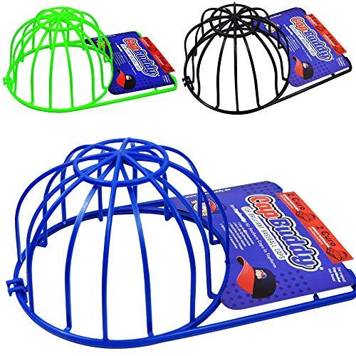 Cap Buddy Lot de 3 protections pour le lavage des casquettes de baseball