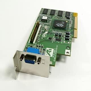 Compaq Genuine ATI Rage Pro 2X NLX 8MB Turbo AGP Graphics Card with Short NLX Bracket Only - Refurbished - 401271-001