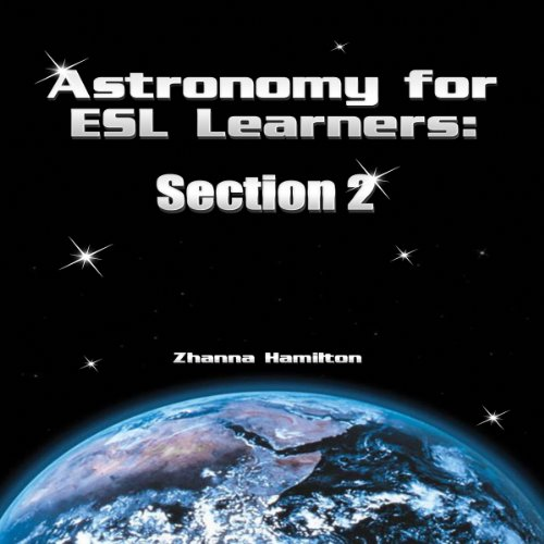 Astronomy for ESL Learners: Section 2 cover art