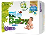 foto Pañales Bio Baby talla 5 (12-16 kg) 31uds eco