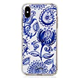 Cashey Sophia Elegant Print Design Protective iPhone Case (iPhone XR)