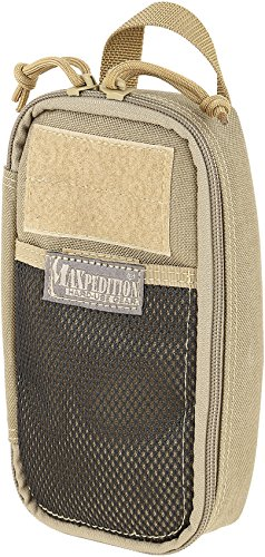 Maxpedition Skinny Pocket Organizer Khaki