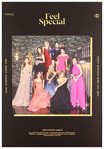 [Album]Feel Special:8th Mini Album – TWICE[FLAC + MP3]