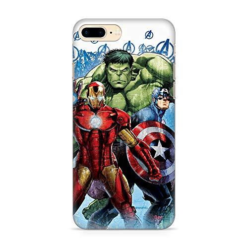 Ert Group MPCAVEN2751 Cubierta del Teléfono Móvil, Avengers 009 iPhone 7 Plus/ 8 Plus