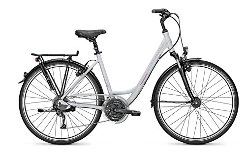 Kalkhoff Agattu 27 City Bike 2016 (Silber Wave, 28