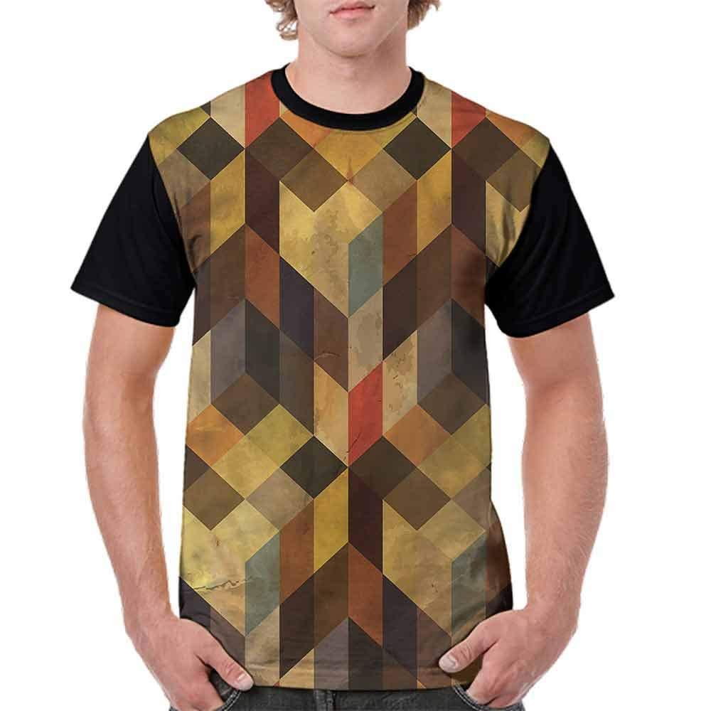 BlountDecor Casual Short Sleeve Graphic Tee Shirts,Futuristic Graphic Fashion Personality Customization