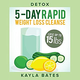 Detox: 5-Day Rapid Weight Loss Cleanse cover art