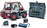 Carson 500907251 - 1:12 Unimog U300 Desert Rally 100% RTR, Fahrzeug -