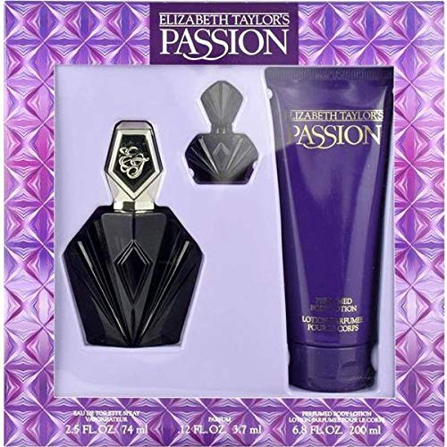 Passion New color By Animer and price revision Elizabeth Taylor For Set-edt Women Spray 2.5-Ounce