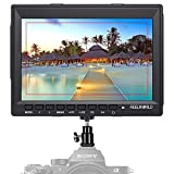 """Feelworld FW759 Camera Monitor 7"""" HD 1280x800 Field Video LCD IPS Screen 800:1 High Contrast Ratio for Steady Cam, DSLR Rig, Camcorder Kit, Handheld Stabilizer"""
