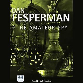 The Amateur Spy cover art