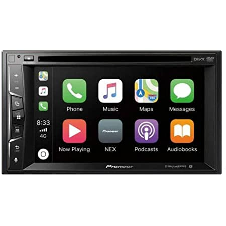 Pioneer AVH-1550NEX 6.2 Inch AV Receiver with Carplay & Bluetooth