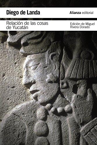 Relación de las cosas de Yucatán (El libro de bolsillo - Humanidades)