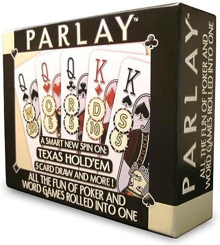 Parlay Wort Poker Hybrid Kartenspiel (rdg1111)