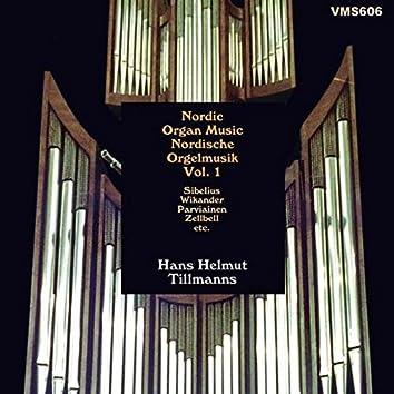 Nordic Organ Music, Vol. 1