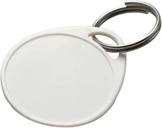 Lucky Line Label-It Tag with Ring, 25 Pack, White (28329)