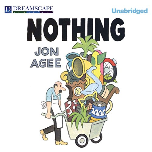 Nothing audiobook cover art