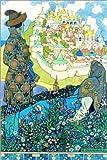 Poster 20 x 30 cm: Das Märchen des Zaren Saltan von Ivan