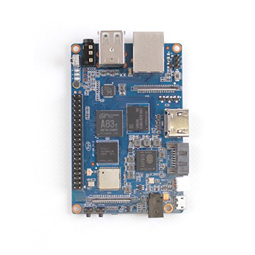 Banana Pi BPI-M3 - Single Board Computer, Octa-Core-Prozessor, Wi-Fi/BT