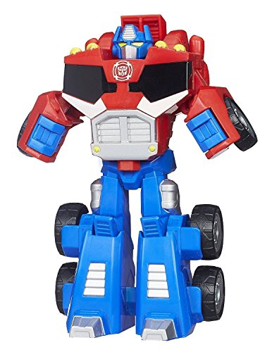 Transformers Playskool Heroes Rescue Bots Optimus Prime Figure