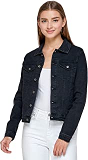Blue Age Women's Colored Denim Vests and Jackets