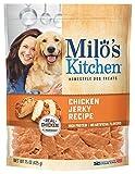 Milo's Kitchen Chicken Jerky Strips Dog Treats, 15-Ounce