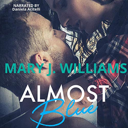 Almost Blue  By  cover art