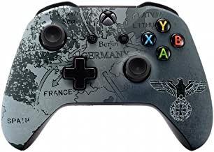Xbox One Wireless Controller for Microsoft Xbox One - Custom Soft Touch Feel - Custom Xbox One Controller (German Eagle)
